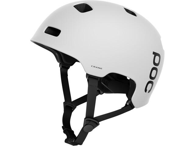 POC Crane Helmet matt white